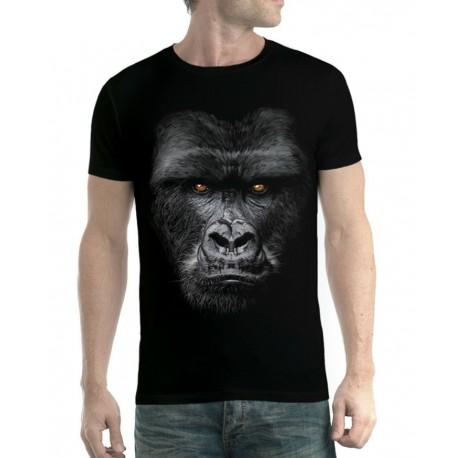 Tee Shirt Tête de Gorille