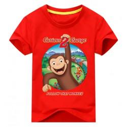 T Shirt Curious George