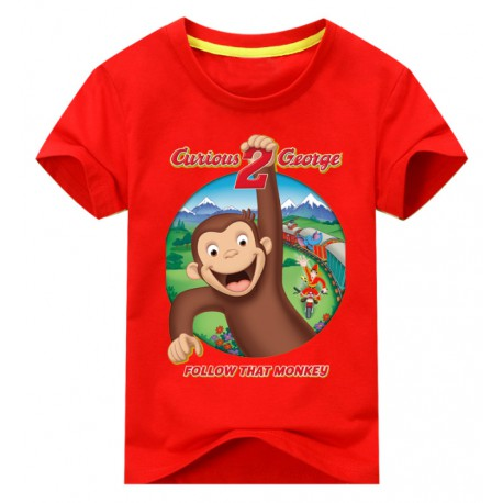 T Shirt Curious George
