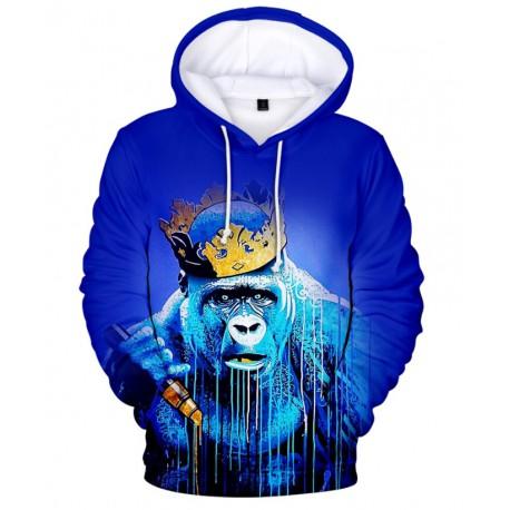 Sweatshirt Roi Gorille